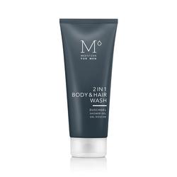 Charlotte Meentzen Meentzen for Men - 2 in 1 Body + Hair Wash - 200 ml