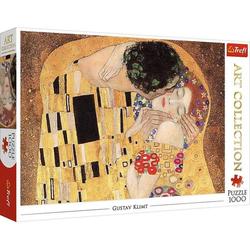 Trefl 10559 - Klimt, Der Kuss, Puzzle,