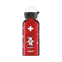 Sigg Trinkflasche Alu-Trinkflasche Cars Speed, 400 ml rot