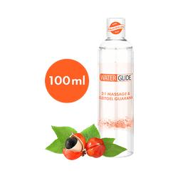 Waterglide 100 ml '2:1 Massage & Gleitgel Guarana'