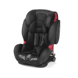 Be Cool THUNDER G.1,2,3 ISOFIX (6 Farben ) BLACK CROWN