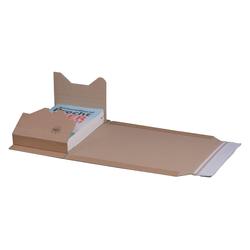 Buchversandverpackung 217 x 155 x 54 mm DIN A5