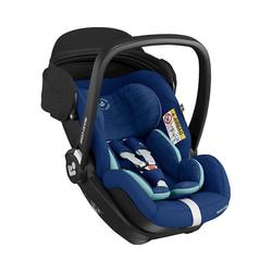 Maxi-Cosi Babyschale Babyschale Marble, Essential Black blau