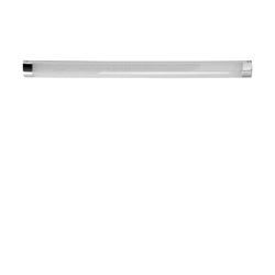 Basispreis* LED-Badleuchte, 1-flammig, Kristalloptik ´groß´ ¦ silber