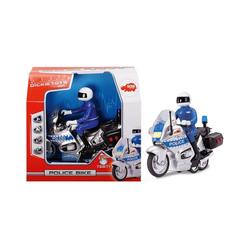 Dickie Toys Spielzeug-Auto Dickie Polizei Motorrad