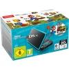 Nintendo New Nintendo 2DS XL schwarz / türkis + Super Mario 3D Land (Bundle)