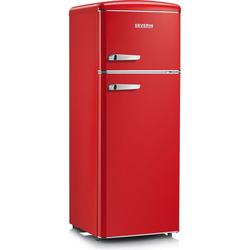 Severin RKG 8930 Kühl-Gefrierkombinationen - Rot