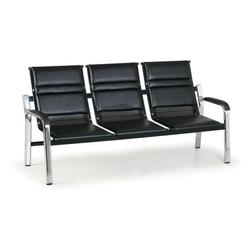 Sitzgarnitur solid ii, 3 sitzflächen