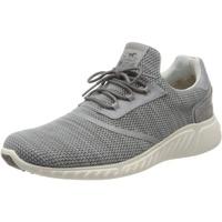 MUSTANG Shoes Sneaker Grau (grau 2_Grau), 42