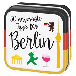 50 angesagte Tipps für Berlin als Buch von