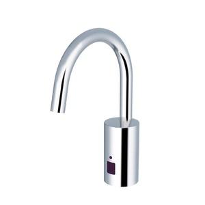 Conti+ loopino G20 Click Waschtischarmatur mit IR-Sensor, ohne Temperaturregulierung batteriebetrieben, ohne Ablaufgarnitur 150.040.11