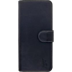 Burkley Flip Case Samsung Galaxy A31 Leder Handyhülle Handytasche