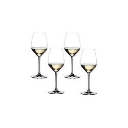 RIEDEL Glas Glas Extreme Weißweingläser Set 4tlg, Kristallglas