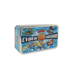 SuperZings S - 8 Tin Cyber Squad