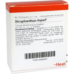 STROPHANTHUS INJ