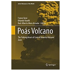 Poás Volcano - Buch