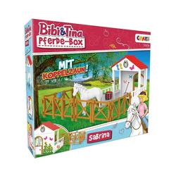 CRAZE Sammelfigur Bibi & Tina new play set - horse box