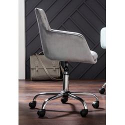 Schreibtischstuhl Perry grau