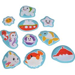 SIMBA ABC Magisches Badepuzzle Badespielzeug