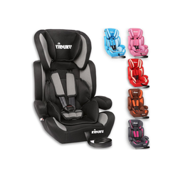 KIDUKU Autokindersitz KIDUKU® Autokindersitz Kinderautositz Autositz, 4 kg, (1-tlg) schwarz