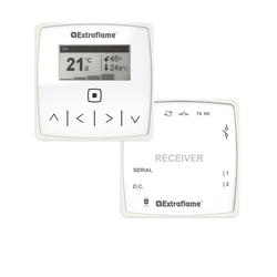 Kit Thermostat Wireless mit Empfangsgerät für Extraflame Pelletöfen