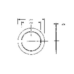 EPZ-35MS29 Piezokeramisches Element