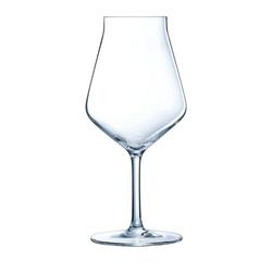 Chef & Sommelier Bierglas Beer Premium, Biertulpe Bierglas 400ml Krysta Kristallglas transparent 6 Stück Ø 9.1 cm x 20 cm