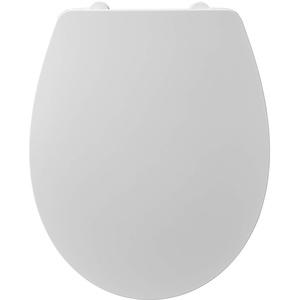 Ceramica Dolomite E908401 Copriwater Toilettendeckel, Original aus der Reihe Quarzo, aus Thermodur