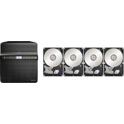 Synology DiskStation DS418j NAS-Server 16TB 4 Bay DS418J-16TB