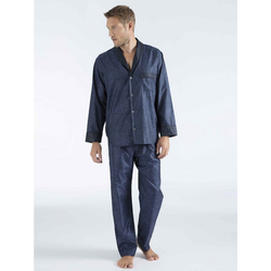 Zimmerli of Switzerland Pyjama Pyjama, lang (2 tlg) Made in Europe S = 48