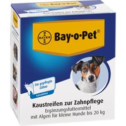 Bay o Pet Kaustreifen zur Zahnpflege für kleine Hunde