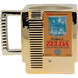Paladone Dekobecher The Legend of Zelda goldener Modul Becher