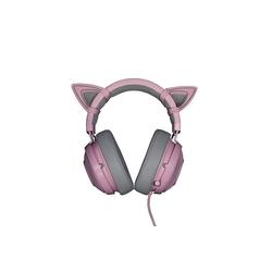 RAZER Kitty Ears Neon Kopfhörer Zubehör Kitty Ears Katzenohren lila