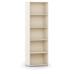 Bücherregal integro niedrig, birke