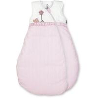 STERNTALER Ganzjahresschlafsack Emmi Girl weiß-rosa, 110