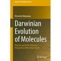 Darwinian Evolution of Molecules als Buch von Hiromoto Nakazawa