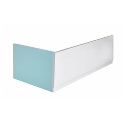 HAK Badewanne LILY Badewanne, 120x70x39 cm weiß