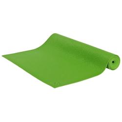 yogabox Yogamatte Asana Sticky BASIC - 183 x 60 x 0,4 cm grün