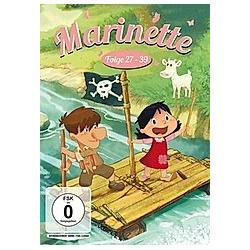 Marinette - Folge 27-39 - DVD  Filme