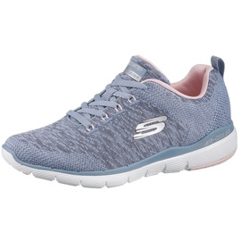 SKECHERS, Flex Appeal 3.0 Satellites Sneakers Low, weiß
