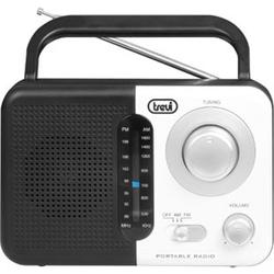Trevi RA 768 S portables 2 Band AM/FM-Radio - weiß
