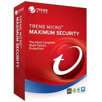 Trend Micro Maximum Security 10 (2016) 3 User ESD DE Win Mac Andrid iOS