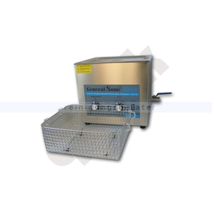 Ultraschallreiniger QTeck General Sonic GS13 Ultraschallgerät für wässrige Reinigungsflüssigkeiten