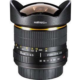 Walimex 8mm F3,5 Fisheye Canon EF