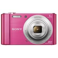 Sony Cyber-shot DSC-W810 rosa