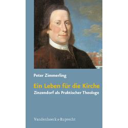 Ein Leben für die Kirche als Buch von Peter Zimmerling