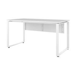 Schreibtisch mit Glasplatte  Tauber