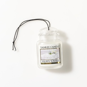 YANKEE CANDLE Car Jar Ultimate FLUFFY TOWELS Autoduft