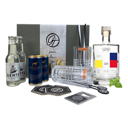 Lyonel Dry Gin & Tonic Geschenkset