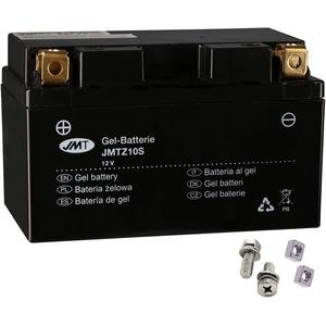 YTZ10S Gel Batterie für CBF 500 A ABS Baujahr 2004-2008 von JMT